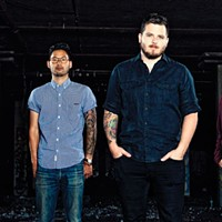 Thrice at the National