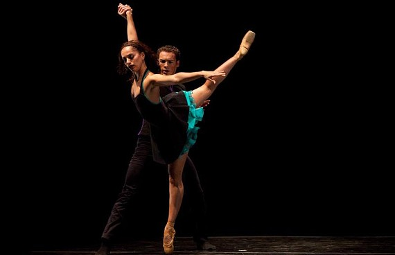 To help celebrate its 30th anniversary, the Virginia Commonwealth University school of dance and choreography is presenting two recitals of new works by the New York-based Ballet Hispanico (featuring Angelica Burgos and Jeffery Hover Jr.) at the Grace Street Theater. - ROSALIE O'CONNOR