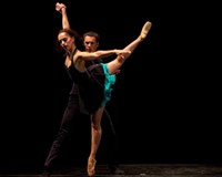 To help celebrate its 30th anniversary, the Virginia Commonwealth University school of dance and choreography is presenting two recitals of new works by the New York-based Ballet Hispanico (featuring Angelica Burgos and Jeffery Hover Jr.) at the Grace Street Theater.