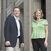 Todd Anderson, 34; Senior Compliance Manager, Capital One and Mary Anderson, 31; National Account Executive, Snagajob.com