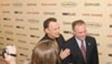 Tom Hanks is my close personal friend.
