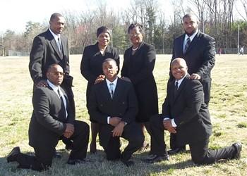 Track 21 - Henley Family Gospel Singers