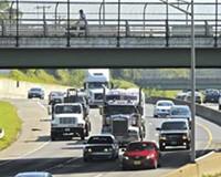 Traffic Stopper: Richmond Drives More than L.A.?