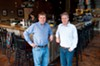 Travis and Ryan Croxton opened Rappahannock this month and got an immediate series of full houses for their oyster-oriented restaurant and bar downtown.