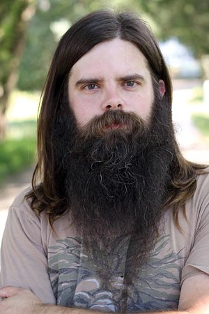 Travis Oliver - RVA BEARD LEAGUE