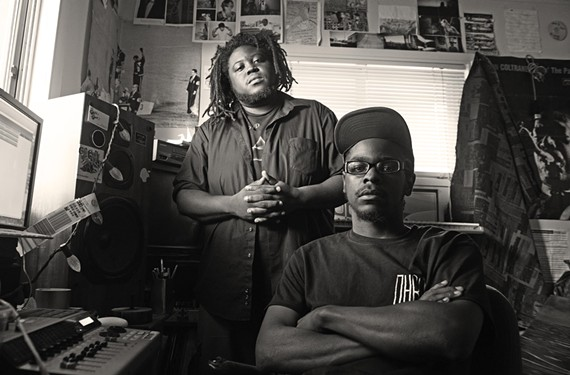Two local musicians with enough creativity to fuel an ecosystem, Reggie Pace and Devonne Harris, recently launched Jellowstone Records through Ropeadope Records based in Philadelphia.