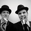 Two Man Gentlemen Band at Balliceaux
