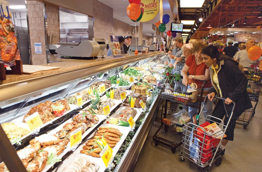 Two new Wegmans are planned for 2015. - WEGMANS