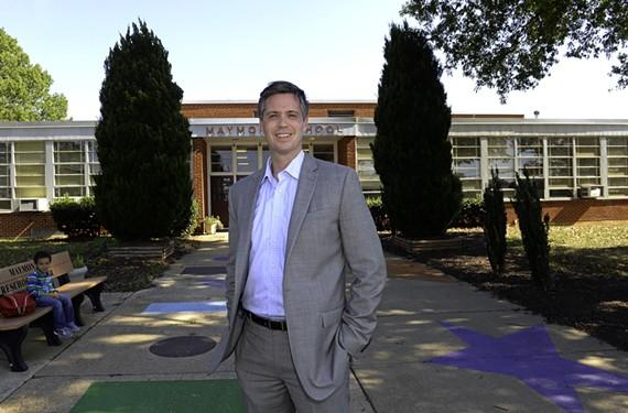 The winner of the Democratic primary will face Republican Glen Sturtevant, a Richmond School Board member, in November. - SCOTT ELMQUIST