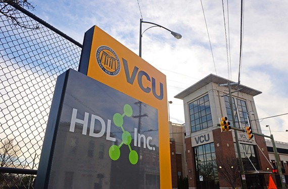 Falling into bankruptcy, Health Diagnostic Laboratory has lost its branding rights at Virginia Commonwealth University. - SCOTT ELMQUIST