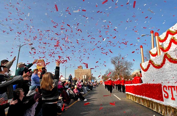 32nd Annual Dominion Christmas Parade, Dec. 5.