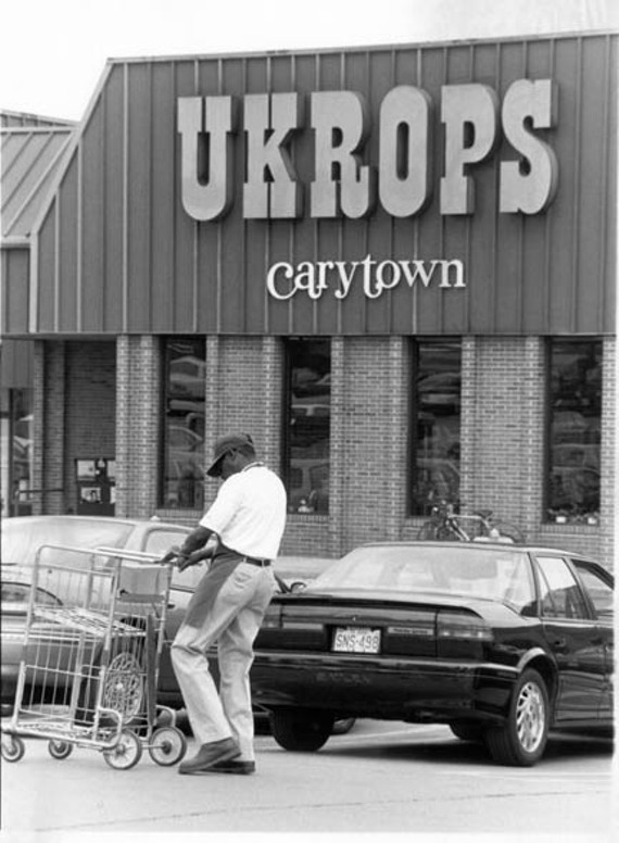 The Ukrop's store in Carytown was one of 27 outlets in the region before the company's 2010 sale.