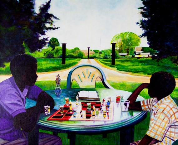 """""""Friends, Mentors, and Protégés"""" by Jerome W. Jones, Jr."""