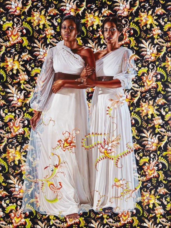 """""""The Two Sisters,"""" 2012"""