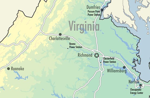Maryland had opposed conditions of the permit at the Possum Point Power Station, one of four plants with coal ash ponds in Virginia.