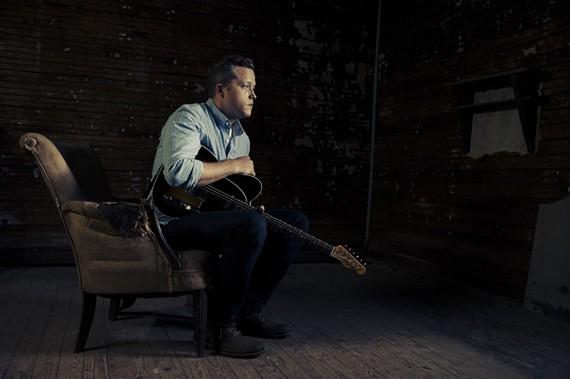 Jason Isbell in a publicity shot.