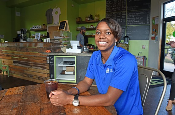 Avian Mills says UnBound RVA helped turn her passion into a business.
