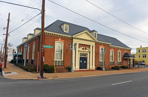 Statement Brewing Co. will move into the former SunTrust bank building in Scott's Addition in the fall. - SCOTT ELMQUIST