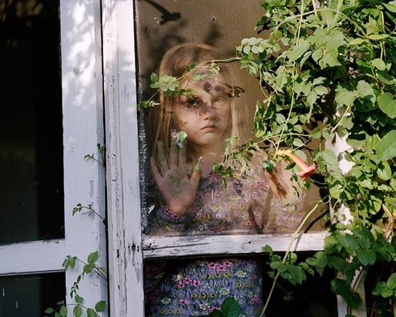 "Susan Worsham, ""Icing Fingers,"" 2014. 32 x 40"" Archival Pigment Print."