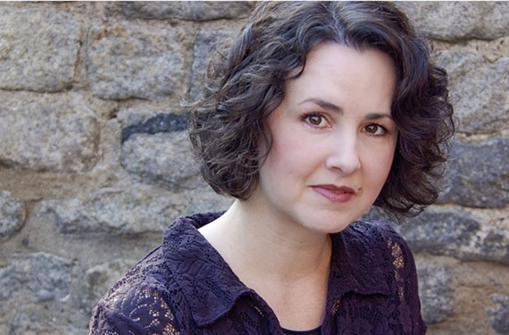 Familiar local actress Lisa Kotula has been playing moms lately, both onstage and off.