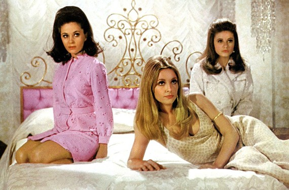 """""""Valley of the Dolls"""" (1967), directed by Mark Robson. - 20TH CENTURY FOX"""