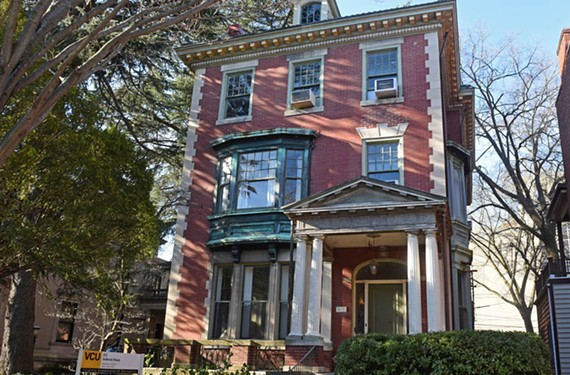 Henry Anderson's wealth from practicing railroad law allowed the bachelor to live opulently at 913 W. Franklin St. with a British-trained household staff. - SCOTT ELMQUIST
