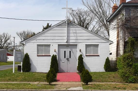 Glorious Church No. 2, 1200 N. 31st St.