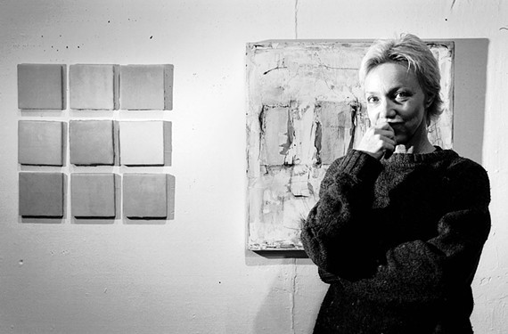 Work by the late, great Richmond artist Cindy Neuschwander will be auctioned off by Media General as it liquidates its arts holdings.