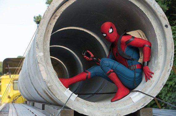 """Spider-Man: Homecoming"" July 7"
