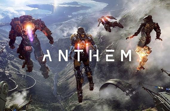 """Anthem"" is a new IP from ""Mass Effect"" developer Bioware - EA"