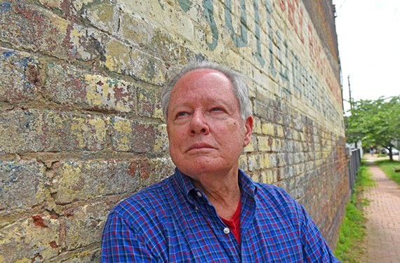 Howard Owen lived in Oregon Hill when he moved to Richmond in 1978. Owen had Willie Black, the first-person narrator of his mystery series, grow up biracial with a single mother in the mostly white, working-class neighborhood. - SCOTT ELMQUIST