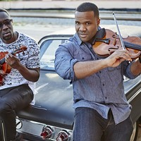 Black Violin at Dominion Energy Center's Carpenter Theatre