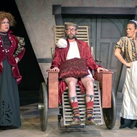 "REVIEW: Firehouse Theatre's ""Invalid"" will fill your prescription for laughter"