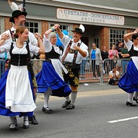 Oktoberfest at Richmond Raceway's Old Dominion Building