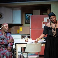 """Between Riverside and Crazy""  from Cadence and Virginia Rep offers streetwise characters and no easy answers"