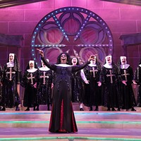 "Virginia Rep's ""Sister Act"" is a light, fun and funky show"