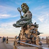 "(Mini) ""Neptune"" to reign in VMFA sculpture garden"