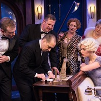 "Holmes for the Holidays: Virginia Rep's murder mystery ""The Game's Afoot"" is light holiday fare, lifted by strong performances"