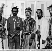 Gift Suggestion: Art Ensemble of Chicago and Associated Ensembles [ECM]