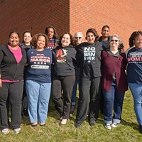 The third annual Women's March RVA focuses on diverse voices