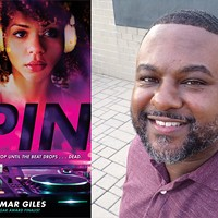 "Young adult author Lamar Giles' new novel ""Spin"" sets murder in fast-paced music scene"
