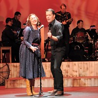 "The ensemble musical ""Ring of Fire"" explores the versatility of a music legend"