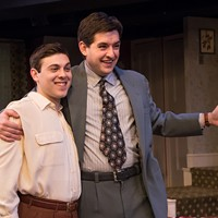 "Virginia Rep's ""Broadway Bound"" mines subtle family dynamics"