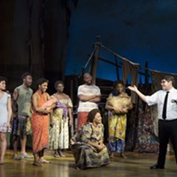 "Our Theater Critic Has A Problem With ""The Book of Mormon"""