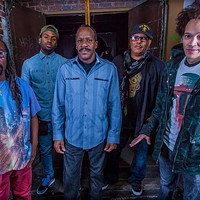 Dumpstaphunk with Audacity Brass Band at the Broadberry