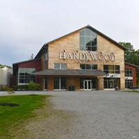Chef Joe Sparatta's next venture is a restaurant at Hardywood West Creek.