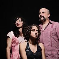 Miramar with Rosette String Quartet at Firehouse Theatre