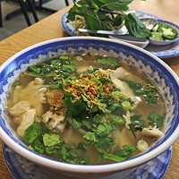 Working Lunch: Pho Tay Do