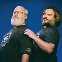 Tenacious D Performing in Richmond on Oct. 5