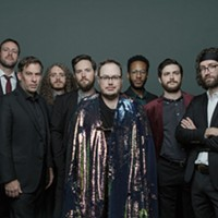 St. Paul and Broken Bones Playing Brown's Island